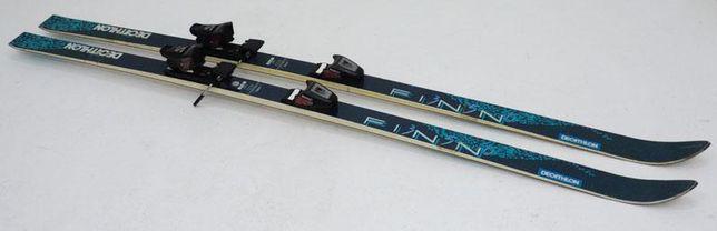 Skis para neve Decathlon