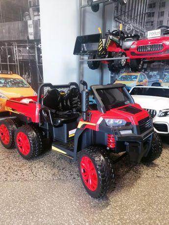 Samochód Ciężarówka Małego Rolnika na akumulator dla dzieci NOWOŚĆ!