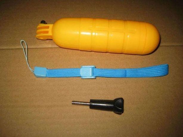 Bóia aquática para action cams GoPro e compativeis
