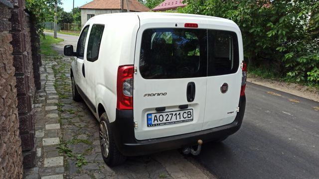 Fiat Fiorino 2013 можлива рострочка рассрочка