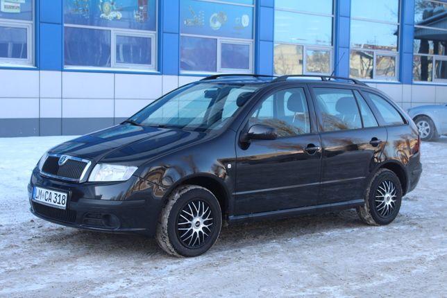 Skoda Fabia 2007 1.4 16V Combi Шкода Фабия