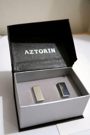 Aztorin - eleganckie spinki do koszuli - za 1/3 ceny.