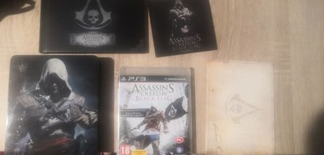 Assassin's creed black flag skull edition ps3