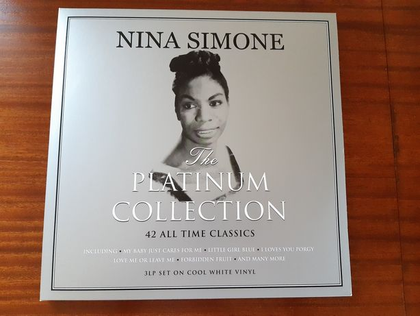 Nina Simone The platinum collection 3 płyty winylowe