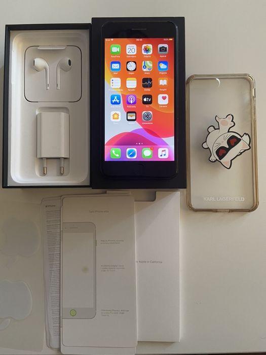 Iphone 7 Plus 32GB Jet Black, bez simlocka, komplet Sopot - image 1