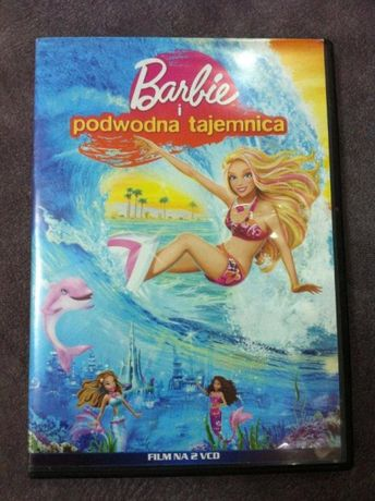 Barbie i podwodna tajemnica film na dvd