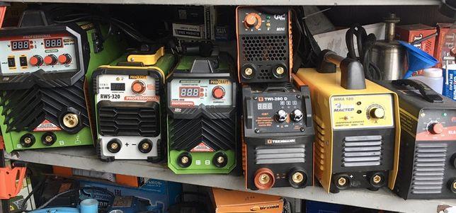 Сварочный аппарат инверторный полуавтомат