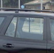 Hyundai santa fé ( vidros porta traseira)