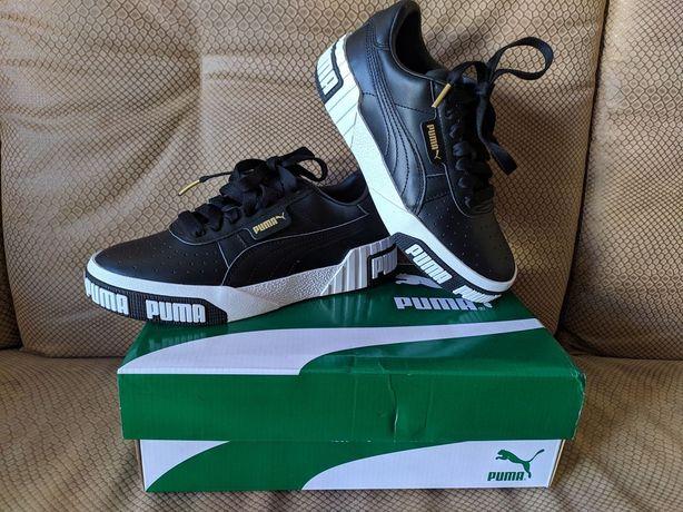Новые кеды кроссовки Puma Cali Bold Wn's 6 Оригинал Пума 36 размер