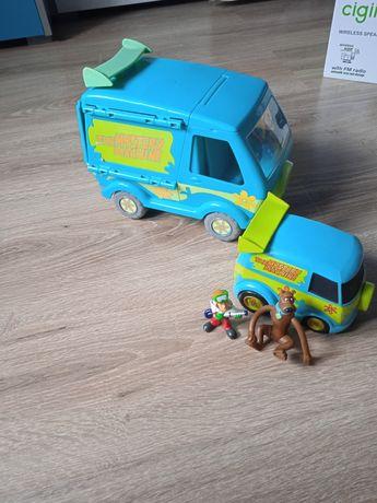 Auto samochód Scooby doo mystery machine