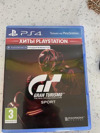 Ігра до PS4 Gran Turismo Sport