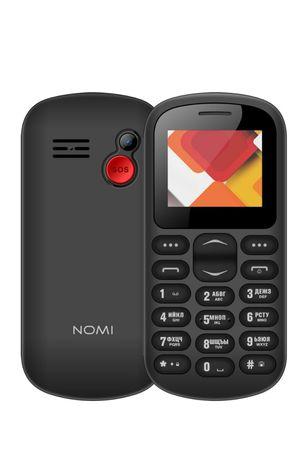 Мобильный телефон нокиа nomi nokia sos бабушкофон с mp3 microSd 2 сим