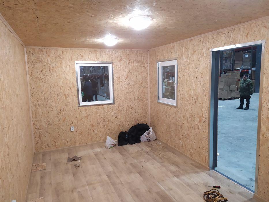Бытовки строительные, дачный домик, бытовка, кунг, вагончик, контейнер Новая Каховка - изображение 1