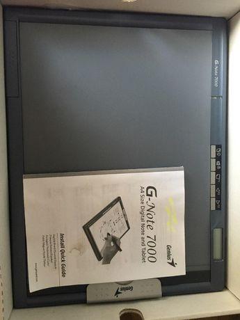 Графический планшет Genius G-Note 7000