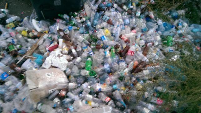 Вторсырье Бутылка Пластик