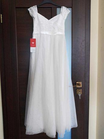 Sukienka nowa, firmy JJsHouse,  do ślubu lub na ślub dla druhny