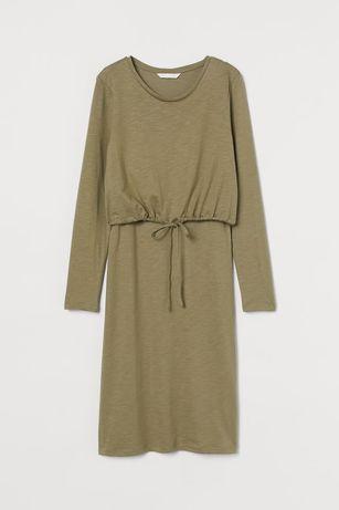 Платье НМ для беременной или кормящей мамы размер М