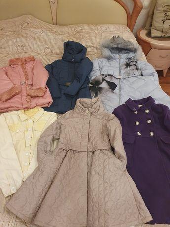 Куртки,пальто еврозима,осень в отличном состоянии