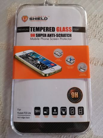 Película Tempered Ultimate shield - Huawei P20 lite