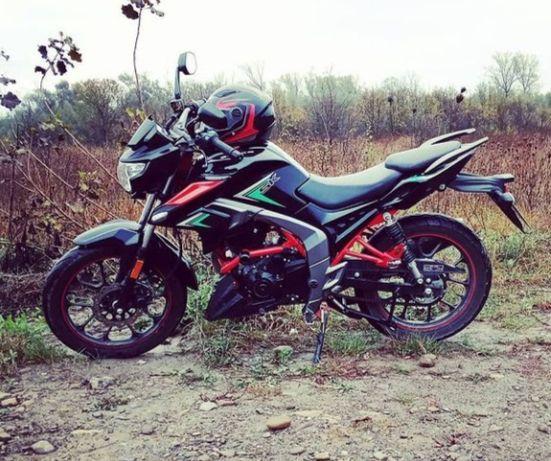 Мотоцикл SENKE SK200-12