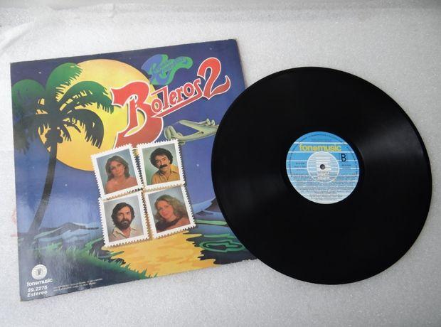 LP / Disco de Vinil - Boleros 2