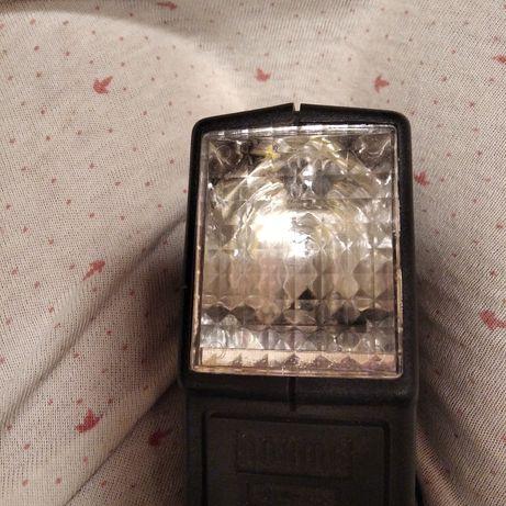 Lampa błyskowa do aparatu analogowego nieużywana