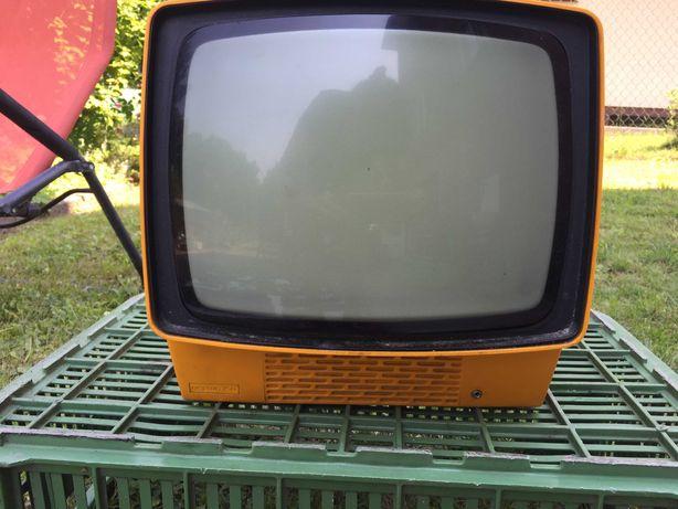 Tv Unitra Neptun ,  PRL . XI.1984r. sprawny