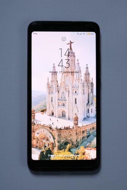 Xiaomi Redmi Note 5PRO 4/64 Global Version, 2 kable 3 etui 1 kostka