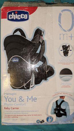 Chicoo рюкзак - слінг сумка кенгуру для переносу дітей
