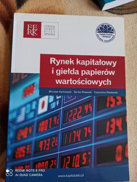 Rynek kapitałowy i giełda papierów wartościowych Kachniewski, Majewski