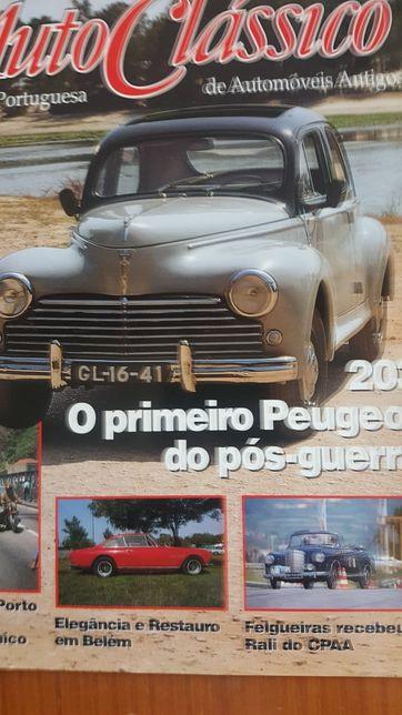 Revistas Auto Clássico 1992