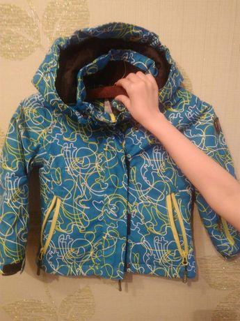 Продам крутой( терма)лыжный . зима- осень куртку комбез