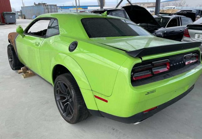 Запчастини  Dodge Challenger