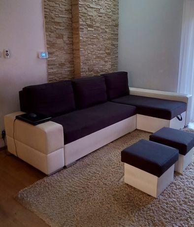 Narożnik sofa wypoczynek
