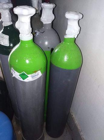 Butla co2+ar mix migomat pełna z legalizacja