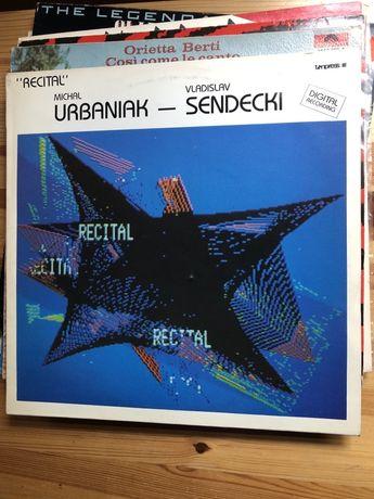 "Płyta winylowa ""Recital"" Michał Urbaniak, Vladislaw Sendecki"