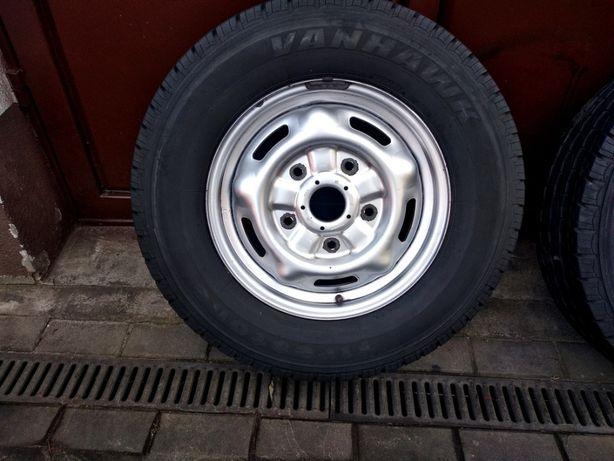 KOŁA letnie 16' FORD TRANSIT - 215/75/16c - Firestone Vanhawk