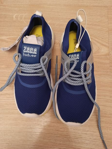 Летние кросовки Zara