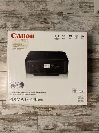 Продаю Canon PIXMA TS 5140 Black