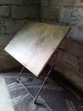 Deska kreślarska stół