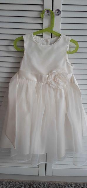 Sukienka dla dziewczynki NEXT 4-5