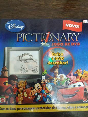Pictionary Disney