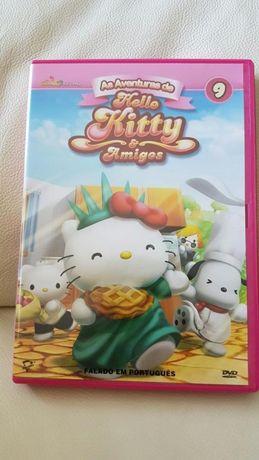 Dvd infantil Hello kitty 9