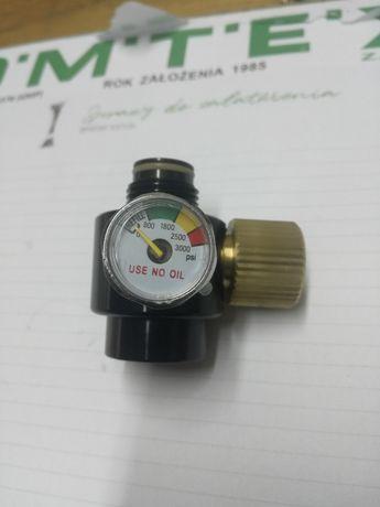 Regulator ciśnienia PCP zewnętrzny paintball