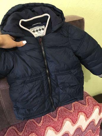 Куртка деми. Дутик осень/зима. Осенняя зимняя куртка на мальчика
