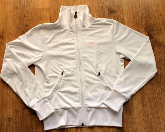 # NIKE # Bluza Na Zamek Vintage Rozm. S