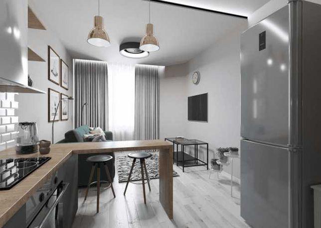 Квартира с ремонтом в АРКАДИИ. Идеально под сдачу.