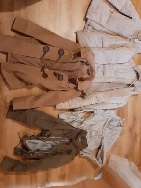 Zestaw kurtek rozmiar XS/S 34/36 gap Mohito New look cena za całość