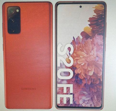 Samsung S20 FE 5G NOWE