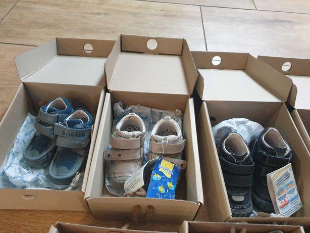 Buty firmy bartek nowe rozmiar 19
